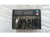 SOPRANOS DVD BOX SET