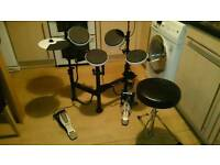 Electric drumkit
