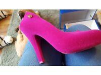 Vivianne westwood heels. Barely worn!