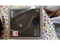 Akg Y50BT wireless headphones