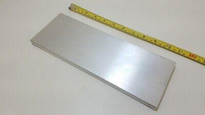 6061 Aluminum Flat Bar 38 X 4 X 11 Long Solid Stock Plate Machining