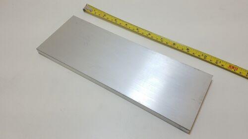"6061 Aluminum Flat Bar, 3/8"" x 4"" x 11"" long, Solid Stock, Plate, Machining"