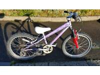 Specialized Hotrock Child's Bicycle For Sale in Great Riding Order, New Tyres Fitted