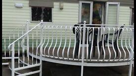caravan balcony