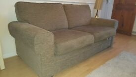 3 seater and 2 seater sofa's. Excellent condition. From a pet abd smoke free home