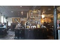 The Golden fleece, a vibrant central city seeks hard working , fun bar and floor staff