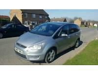 2007 FORD S-MAX, 2.0 TDI TITANIUM DIESEL, 7 SEATER, TOP OF THE RANGE, HPI CLEAR