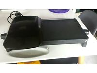 used george foreman grill and griddle