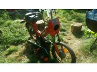 Rare tomos 50cc moped spares or repairs