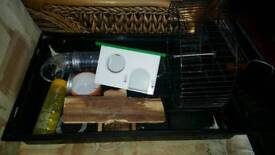 Used 3 Tier Hamster Cage