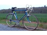 Retro Mercian Road / Touring Racing bike Reynolds tubing delivery available