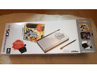Nintendo DS Lite Guitar Hero Special Edition