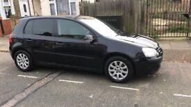 Vw Golf mk5 FSI MATCH 1.6 Manual 6Speed 5DR. URGENT SELL