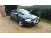 FOR SALE RARE MANUAL Audi A6 2.7 TWIN TURBO V6 Quattro,SERVICE HISOTRY