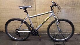 "Mens mountain bike TRAX TXC1 Frame 19"""