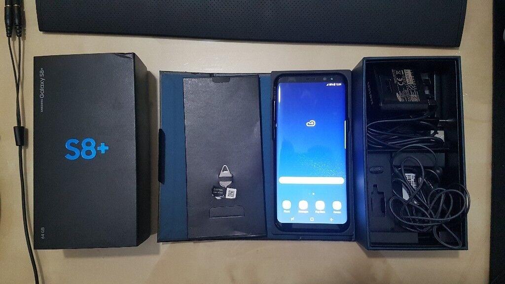 URGENT Samsung Galaxy S8+ as new unlocked