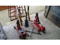 2x 1 ton ramps,1 x 5 ton bottle jack and more, look at picture