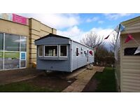 BARGAIN DOUBLE GLAZED & CENTRAL HEATED HOLIDAY HOME ON HAGGERSTON CASTLE