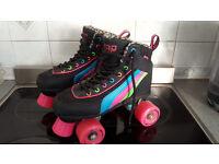 Rio Roller Skates (Teen) Girls UK Size 4