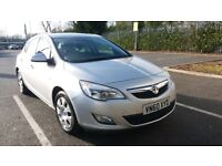 Vauxhall Astra Exclusiv 113 1.6
