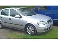 Vauxhall astra sxi 1.6 full mot