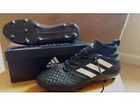 Adidas ACE 17.3 Primemesh FG - Core Black/White