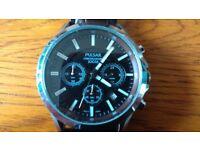Pulsar Men's Chronograph Wristwatch