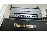 Blackstar HT Studio 20 Stack. (Head, Cab, Footswitch and Owner's Manual)