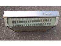 60cm kitchen cooker extractor hood