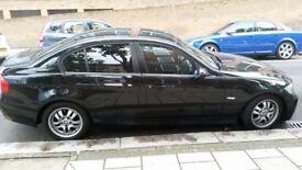 2007 BMW 3 series 318den manual