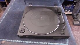 AIWA PXE800 MK2, 2 SPEED TURNTABLE