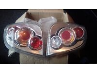 Mk3 ford fiesta rear lights