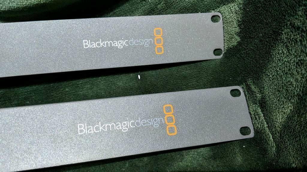 Black Magic Design professional video eduting suite