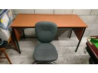 Professional office desk/chair