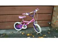 Kiddy bike
