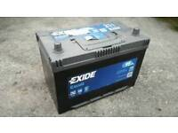 Exide car/van battery