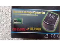 Desktop Voltage Converter