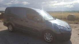 Peugeot, PARTNER, Panel Van, 2009, Manual, 1560 (cc)