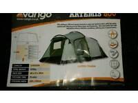 Vango artemis 5 birth tent