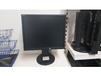 NEC MultiSync EA192M-BK Monitors 14 available £30 each