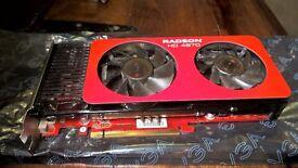 ATI/AMD Palic 4870 HD Sonic 1GB Graphics Card