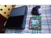 Xbox one with GTA 5