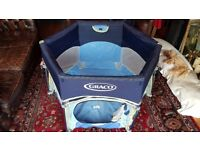 Graco pack n play sport outdoor playpen excellent barely used condition