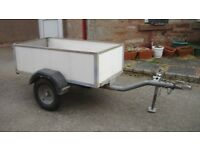 Good size trailer for sale