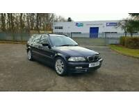 2001 BMW 330i SE Touring Estate 1 DR Owner Manual Full Leather FSH E46 330 i 328i 325i 325 320i 320