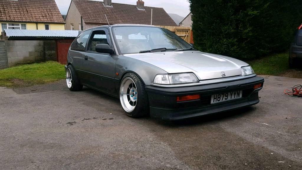 honda civic ef ec9 gl in brecon powys gumtree. Black Bedroom Furniture Sets. Home Design Ideas