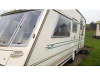 Caravan for sale ABI GTS 516 5 Berth Includes Awnings