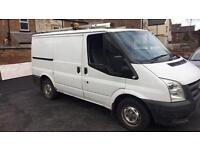 2008 Ford Transit 2.2 TDCI Duratorq Swb Parking Sensors May PX