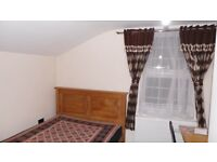 Double Room to let for single professional with Indian family in Southall