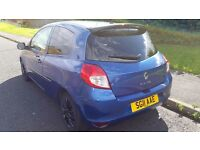 Renault Clio Bizzu 1.2 petrol 68000mileage sell or swap for diesel price is 2250